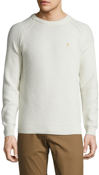 Farah Men's Islington Crewneck Sweater