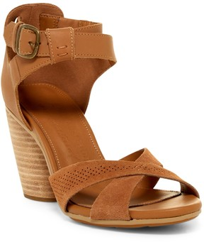 Emu Tweed Buckle Sandal