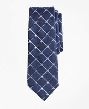 Brooks Brothers Golden Fleece Windowpane Tie