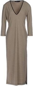 Pierre Mantoux 3/4 length dresses