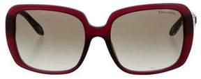 Tiffany & Co. Infinity Embellished Sunglasses w/ Tags