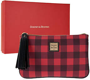 Dooney & Bourke Novelty Carrington Pouch w/ Gift Box - ONE COLOR - STYLE