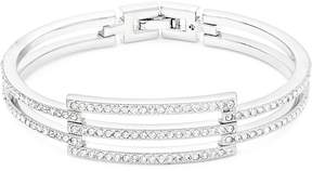 Adriana Orsini Women's Crystal Bangle Bracelet