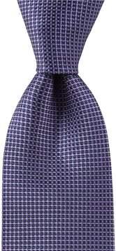 Daniel Cremieux Big & Tall Natte Traditional Silk Tie