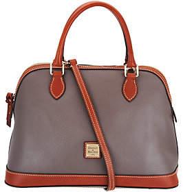 Dooney & Bourke Pebble Leather Deana SatchelHandbag
