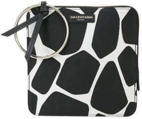 Sara Battaglia Giraffe clutch