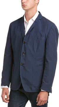 Robert Talbott Fabiano Seersucker Coat