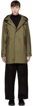 Saturdays NYC Khaki Nathan Parka