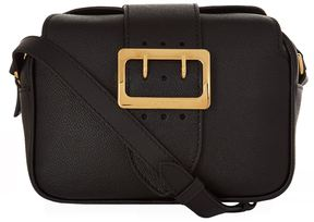 Burberry Buckle Cross Body Bag - BLACK - STYLE