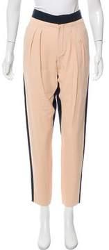 Chloé 2015 Colorblock High-Rise Pants w/ Tags