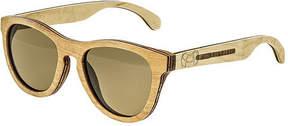 Earth Wood Del Carmen Sunglasses