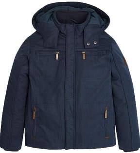 Mayoral Winter Zipper Jacket