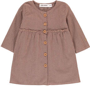 Bobo Choses Checked Dress