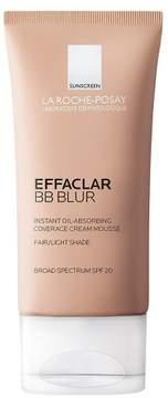 La Roche-Posay La Roche Posay Effaclar BB Blur Fair/Light Shade Instant Oil-Absorbing Coverage Cream Mousse 1.0 oz