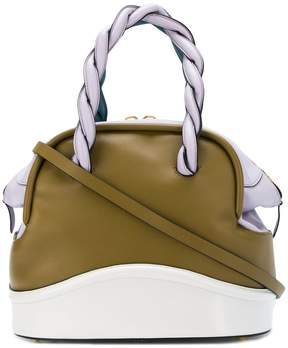 Marni twist handle bag