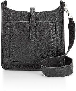Rebecca Minkoff Best Seller Small Unlined Feed Bag With Whipstitch - ONE COLOR - STYLE