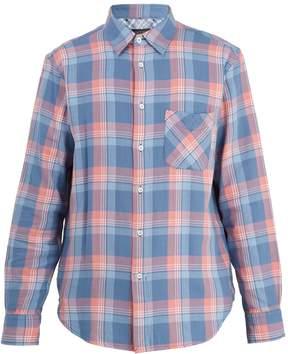 Rag & Bone Beach plaid cotton-flannel shirt