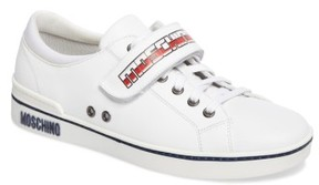 Moschino Men's Strap Sneaker