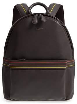Ted Baker Huntman Stripe Backpack
