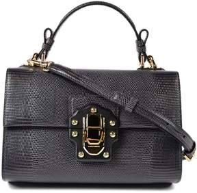 Dolce & Gabbana Lucia Tote - BLACK - STYLE