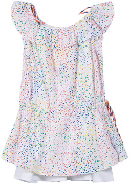 Jean Bourget 2 in 1 Bain Dotted Dress