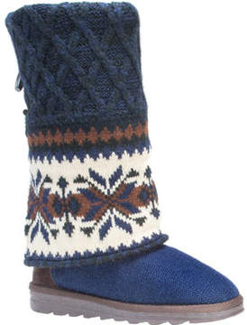 Muk Luks Shawna Sweater Boot (Women's)