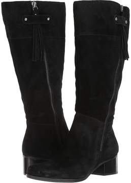 Naturalizer Demi Wide Calf Women's Boots