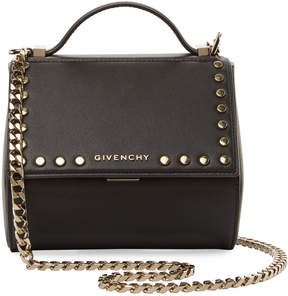 Givenchy Women's Mini Pandora Leather Crossbody Bag