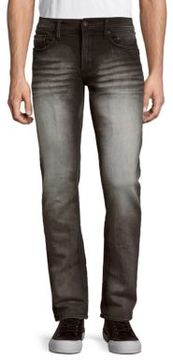 Buffalo David Bitton Skinny-Fit Cotton-Blend Jeans