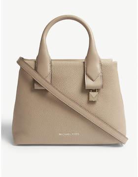 MICHAEL Michael Kors Rollins leather satchel