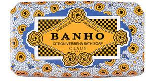 Claus Porto Banho - Citron Verbena, 150g