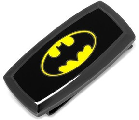 Cufflinks Inc. Men's Cufflinks, Inc. Dc Comics Money Clip - Black