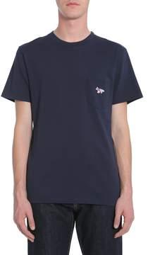 Kitsune T-shirt With Fox America Patch
