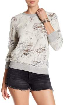 Black Orchid Inside Out Pullover