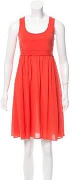 Eres Sleeveless Mini Dress