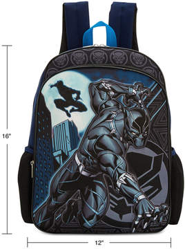 Marvel Marvel's Black Panther Molded Backpack, Little & Big Boys
