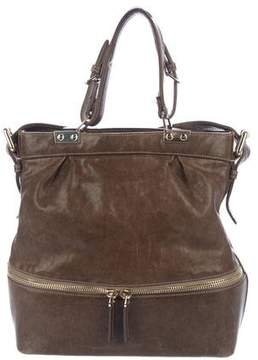 Boyy Leather Zip Tote