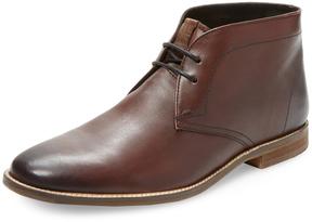 Ben Sherman Men's Gabe Leather Chukka Boot