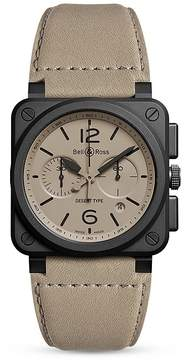 Bell & Ross BR 03-94 Desert Type Chronograph, 42mm
