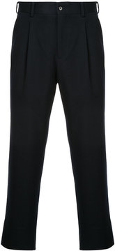 ESTNATION cropped trailored trousers