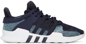 adidas Navy EQT Support ADV CK Parley Sneakers