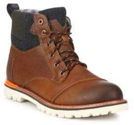 Toms Ashland Leather Boots