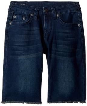 True Religion FT Geno Shorts Boy's Shorts