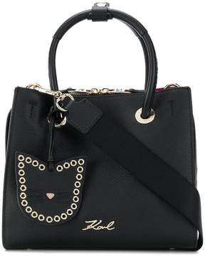 Karl Lagerfeld Karry All Mini Shopper tote