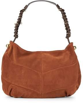 See by Chloe Women's Madie Colorblock Suede Hobo Bag