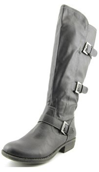 American Rag Jeffrey Round Toe Synthetic Knee High Boot.