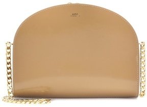 A.P.C. Luna leather shoulder bag