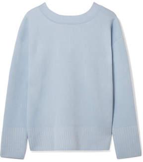 3.1 Phillip Lim Silk-blend Sweater - Sky blue