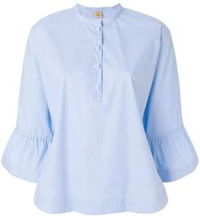 Fay striped blouse