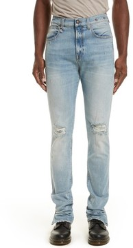 R 13 Men's Deacon Skate Skinny Fit Jeans